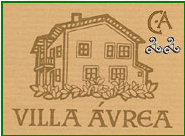 Casa de Aldea Villa Áurea logo